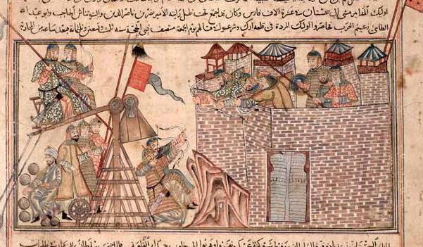 Mongol siege of Kaffa