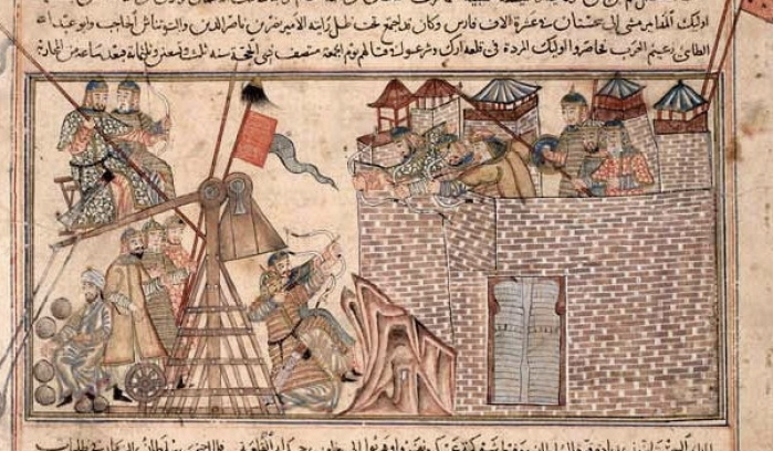 Plague at the Siege of Caffa, 1346 – Contagions
